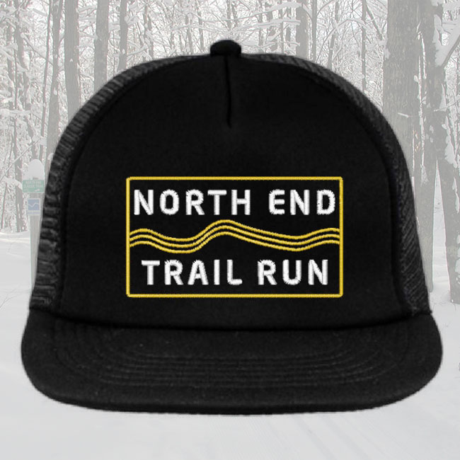 Trail Run Ball Cap